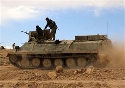 الجیش السوری وحلفاؤه یسیطرون على التلال المحیطة ببلدة خناصر بریف حلب