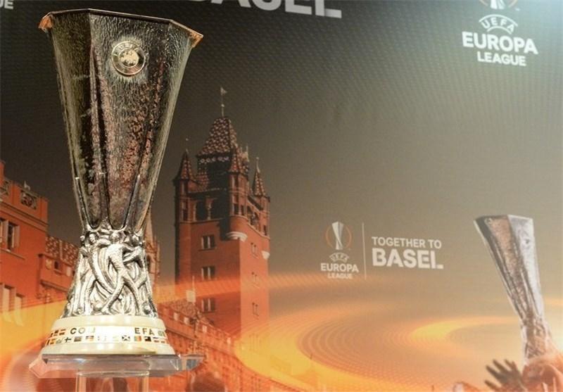 برنامه بازیهای مرحله یک هشتم نهایی لیگ اروپا اعلام شد