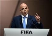 اینفانتینو: در خصوص میزبانی ایران و عربستان مشکلی نیست که نتوان حل کرد/ سیاست نباید در فوتبال دخالت داشته باشد