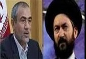 امام جمعه و استاندار اردبیل