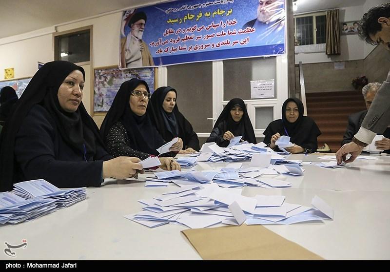 آخر نتائج لانتخابات الدورة الـ 10 لمجلس الشوری الاسلامی فی طهران