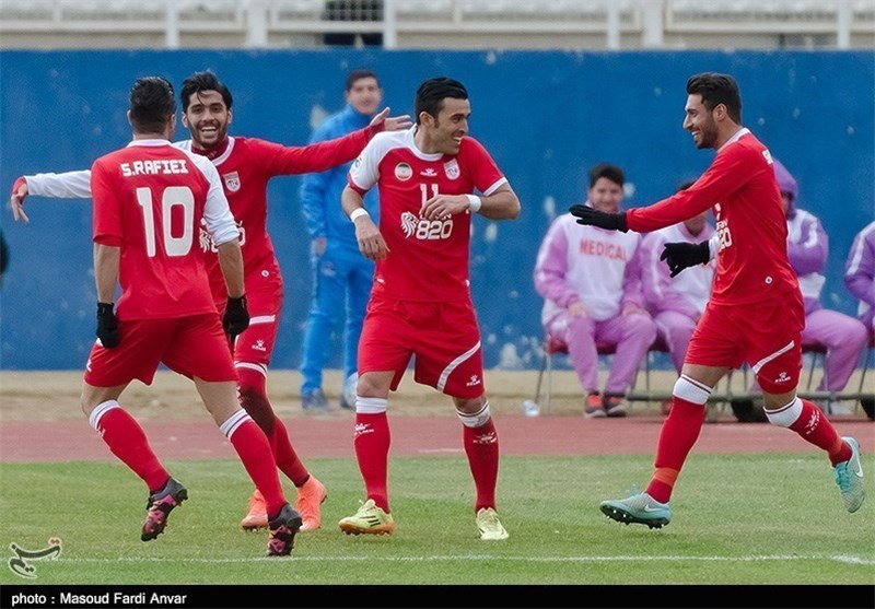 ACL: Iran's Tractor Sazi Edges Al Jazira of UAE
