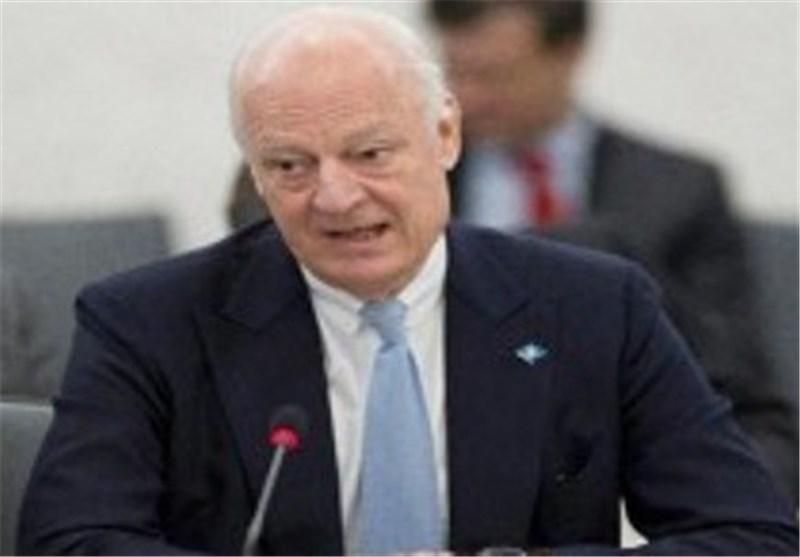 """دی مستورا: الأمم المتحدة تعتبر """"النصرة"""" و""""داعش"""" منظمتین ارهابیتین"""