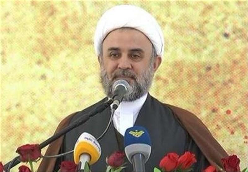 الشیخ قاووق: حزب الله لن یقصر بأی دعم ومساندة للمقاومة فی فلسطین
