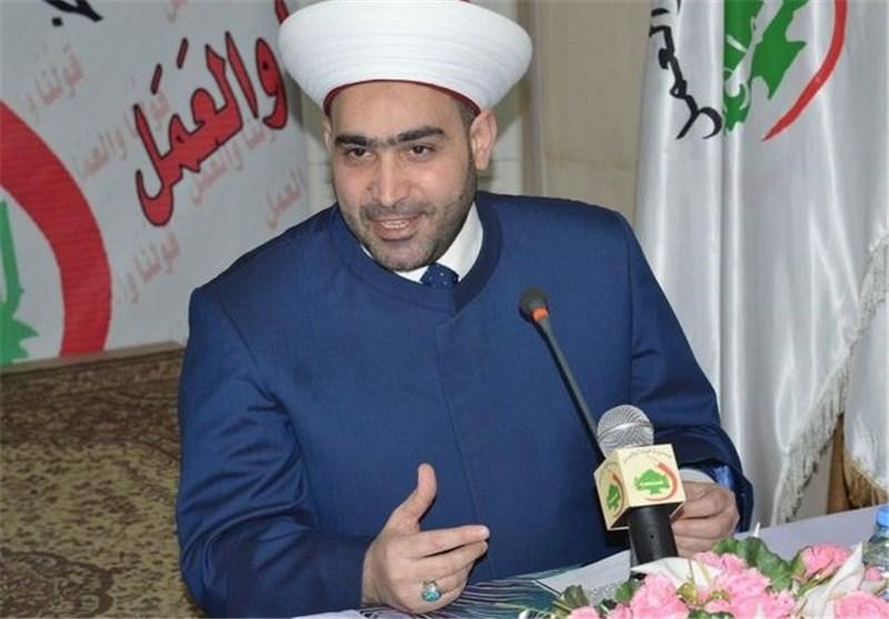 الشیخ القطان: من یرید أن یتعلم درسا فی العروبة فلیدرس فی مدرسة المقاومة