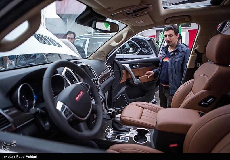 اولین نمایشگاه توانمندی صنعت خودرو
