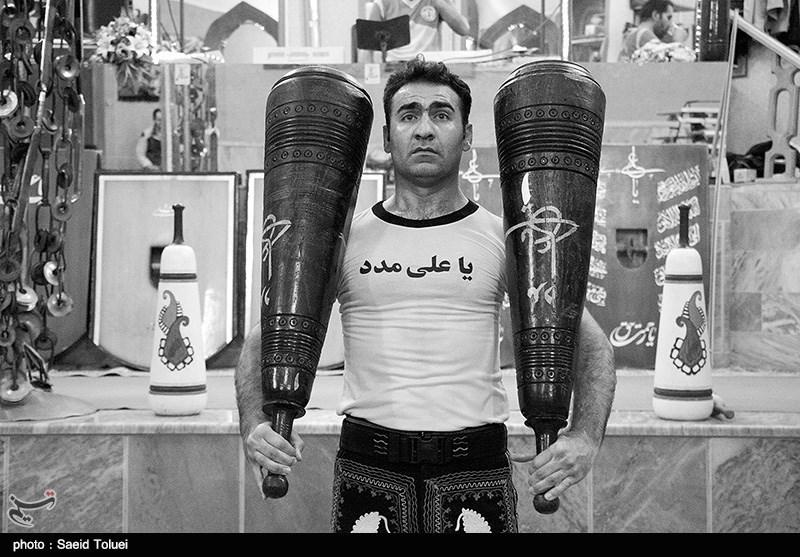 زورخانه - خراسان شمالی
