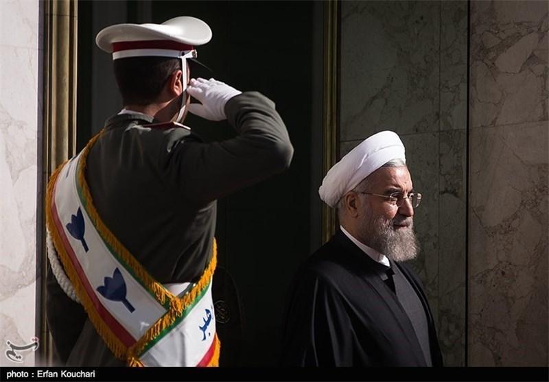 الرئیس روحانی یزور العراق اواخر الشهر المقبل