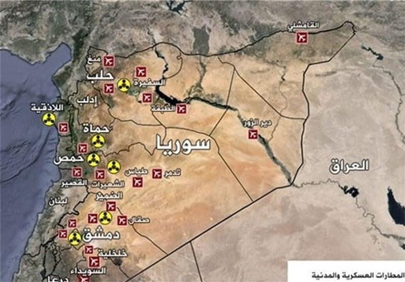 ما هی المناطق التی طبق فیها وقف اطلاق النار فی سوریا خلال الـ 24 ساعة الماضیة ؟