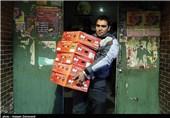 ورود اژدها به میدان ترهبار تهران