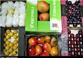 کشف دوباره چندین تن میوه قاچاق از میدان ترهبار تهران