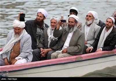 اردوی راهیان نور علمای اهل تسنن در خرمشهر