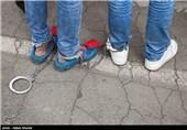دستگیری سارقان کیفقاپ با 30 فقره سرقت در شیراز