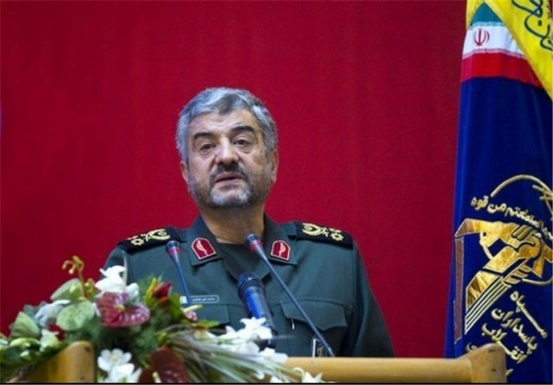 Commander: Iran's Armed Forces Powerful Enough to Confront US, Allies