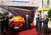 رئیس جمهور از دستاوردهای جدید خودروسازان کشور رونمایی کرد