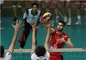 لیگ ملتهای والیبال| عبادیپور امتیازآورترین بازیکن ایران شد