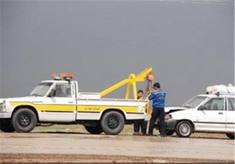 29 پایگاه امدادخودرو در جادههای استان زنجان مستقر شد