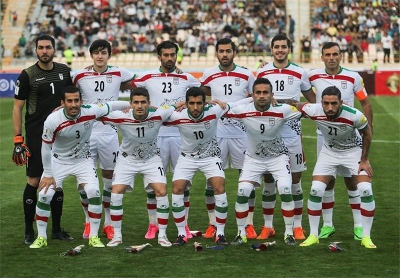 منتخب ایران لکرة القدم یحافظ على الصدارة فی الترتیب الآسیوی