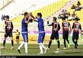 پیروزی یک نیمهای استقلال خوزستان، ملوان و نفت/ سیاهجامگان نیمه نخست را از ذوبآهن برد