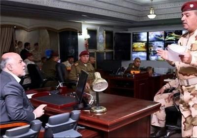 """العبادی یرفض منع """"الحشد الشعبی"""" من المشارکة فی تحریر الموصل"""