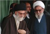 Leader Condoles Passing Away of Iranian Cleric Vaez Tabasi