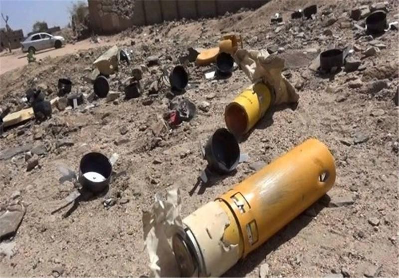 تقریر .. 140 ألف قنبلة امریکیة عنقودیة ألقیت على رؤوس المدنیین فی الیمن