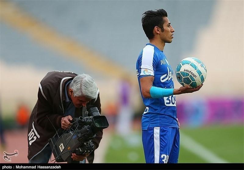 فخرالدینی و دوربین های تلویزیونی