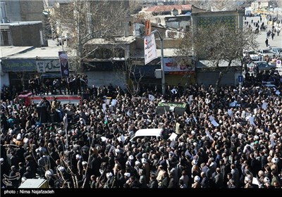 Funeral Service Held in Mashhad for Senior Iranian Cleric