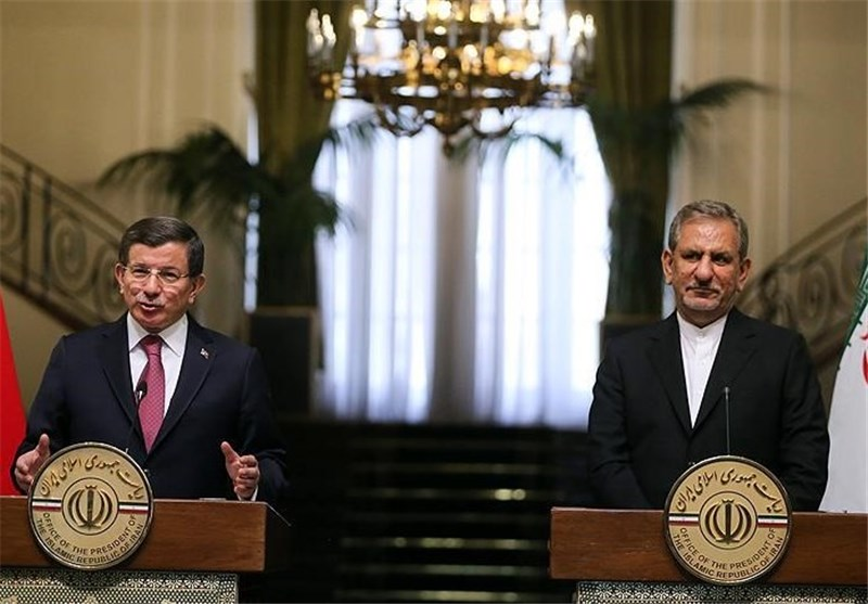 VP Stresses Significance of Iran-Turkey Ties for Region