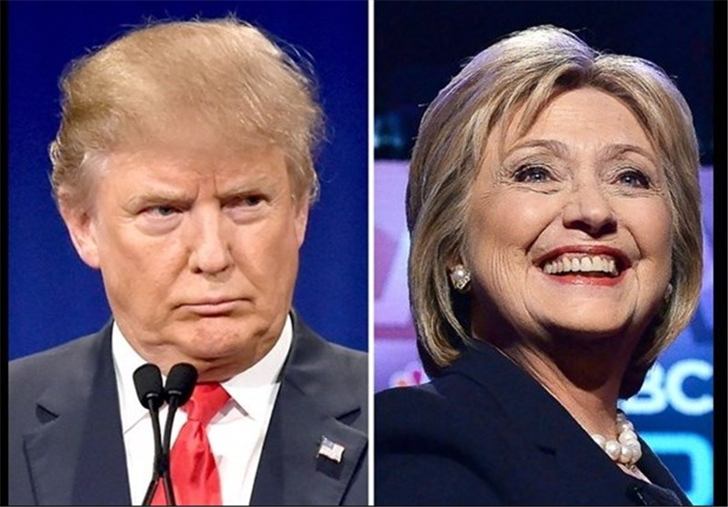 Trump, Clinton Look to Extend Leads as 5 More States Vote