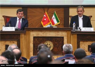 نشست فعالان اقتصادی ایران و ترکیه