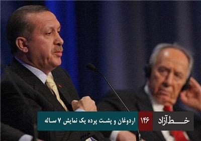 خط آزاد - اردوغان و پشت پرده یک نمایش 7 ساله