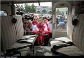 مانور امداد و رونمایی از جدیدترین بالگرد امدادی ایران