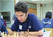 قهرمانی مسعود مصدقپور در مسابقات بینالمللی شطرنج جام فجر
