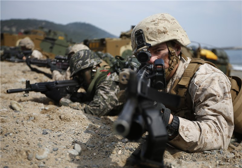 US, South Korean Troops Start Drills amid North Korea Stand Off