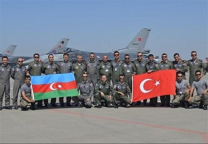 ترکی کے جنگی طیارے ٓآذربائیجان پہنچ گئے، آرمینیا کی فوج کا ہائی الرٹ
