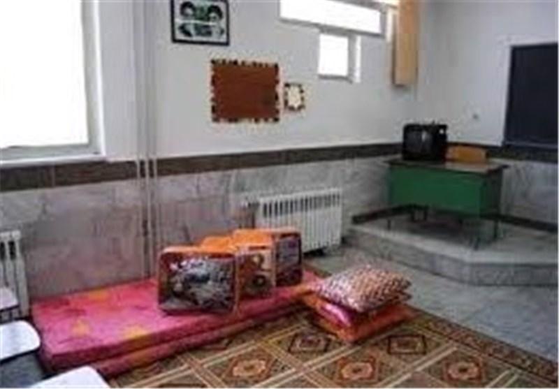 بیش از 8 هزار نفر در مدارس استان گلستان اسکان یافتند