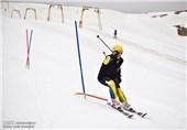 مسابقات کشوری اسکی آلپاین بانوان