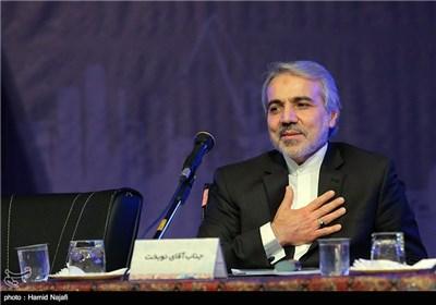 محمد باقر نوبخت سخنگوی دولت در سفر رئیس جمهور به یزد
