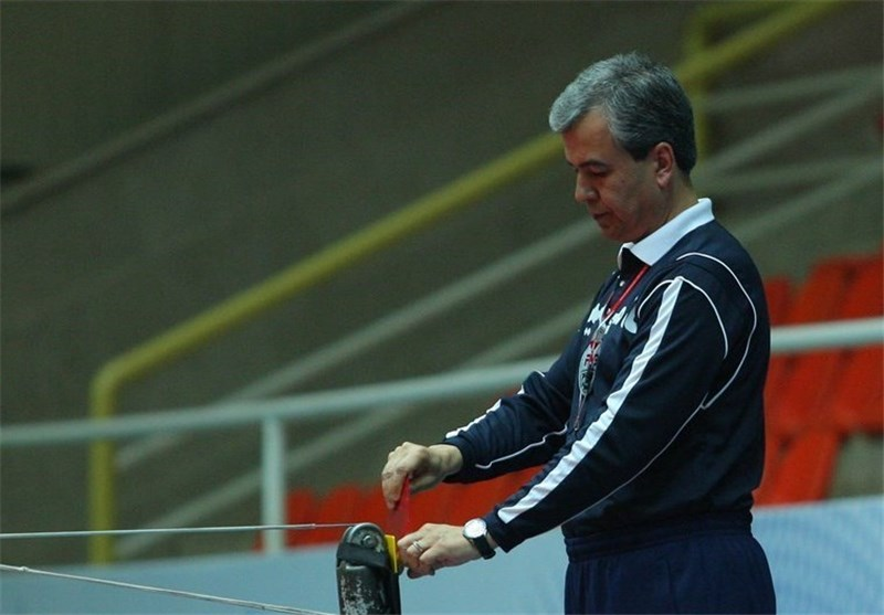Iranian Referees Yazdanpanah, Firouzi to Judge at Volleyball World League