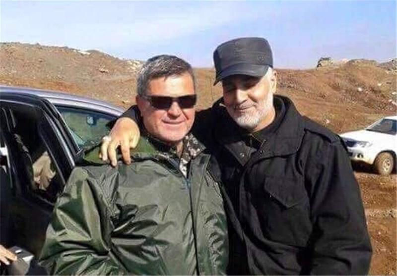 فرمانده لبنانی بوسنی چه کسی بود؟ ,