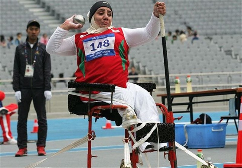 Iran Wins Four More Gold Medals at IPC Athletics Asia-Oceania