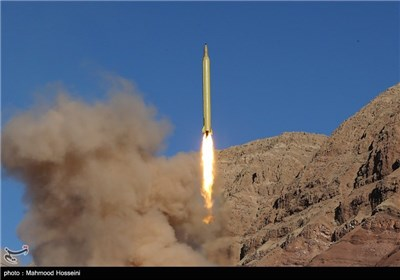 Two Types of Qadr Ballistic Missiles Test-Fired by IRGC