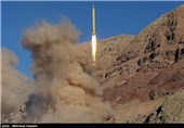 IRGC Test-Fires Different Types of Qadr Ballistic Missiles