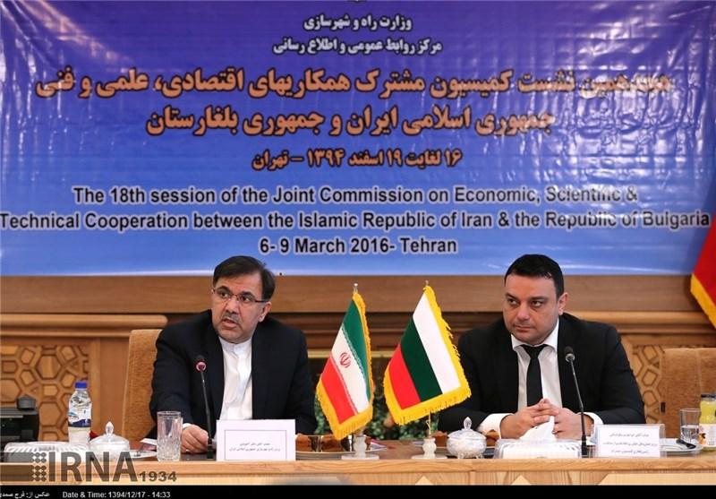 Iran, Bulgaria Ink Cooperation Deals