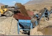 کهگیلویه و بویراحمد| تعطیلی پروژههای عمرانی شهرستان لنده به علت نبود شن و ماسه
