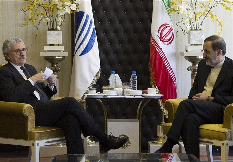 Iran's Velayati Underlines Necessity for Regional Fight against Terrorism