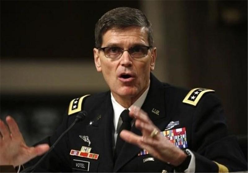 فرمانده ارشد نظامی آمریکا به سرزمینهای اشغالی سفر کرده است