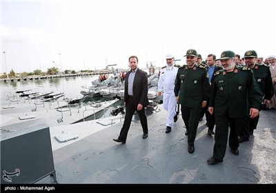 Several Speedboats Added to IRGC Naval Fleet