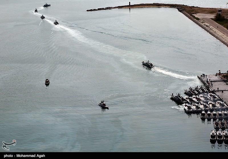 IRGC Navy Gets Modern Warfare Defense Gear